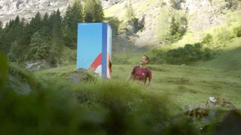 Swisscom Wanderer